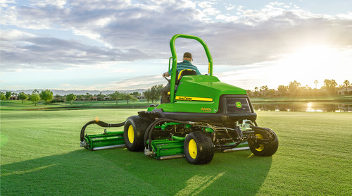 John Deere Launches new fairway mower at BTME 2017