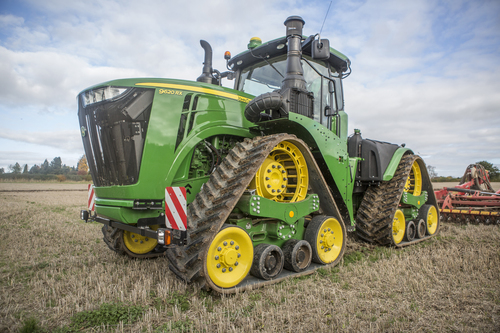New John Deere kit at CropTec