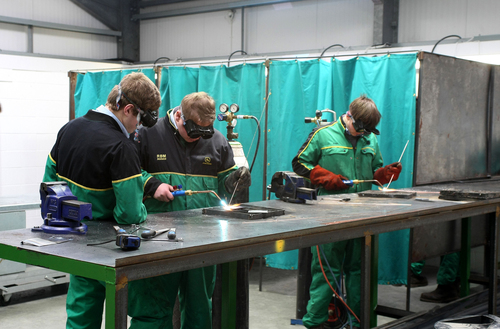 John Deere opens new apprentice training centre