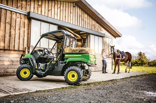 John Deere expands Gator range for 2016