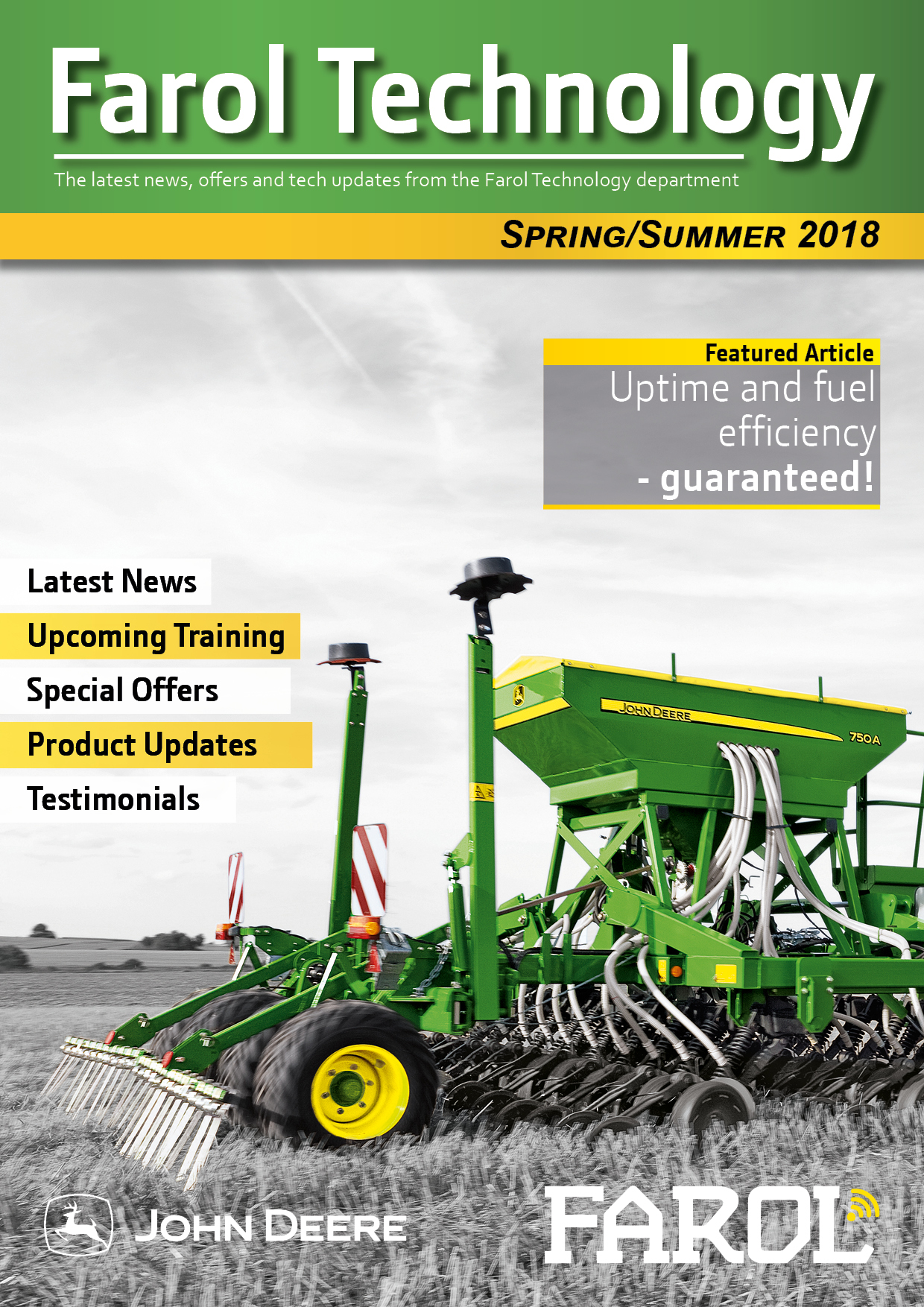 Farol Technology Magazine - Spring/Summer 2018