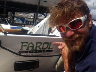 Farol Sponsor Atlantic Row with youngest person to ever to row across